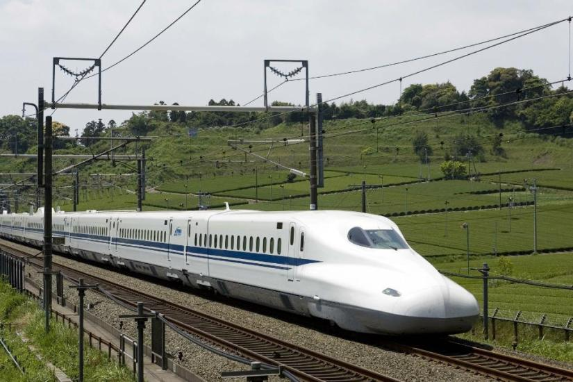 High Speed Rail Update – Dallas to Houston